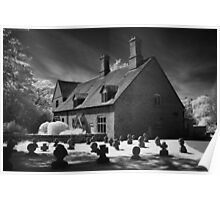 Temple Balsall Infra Red Poster