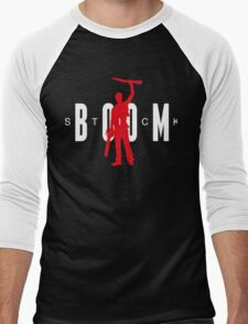Boom Stick Men's Baseball ¾ T-Shirt