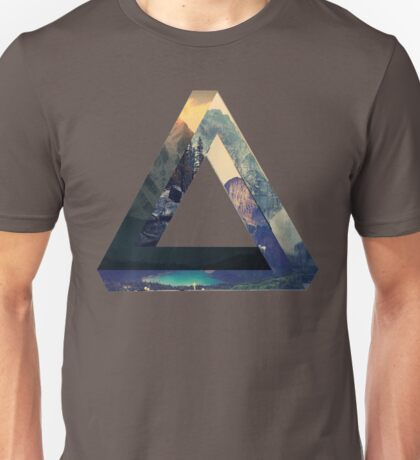 Penrose Mountains Unisex T-Shirt