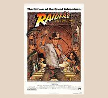 Raiders of lost ark indiana jones Unisex T-Shirt