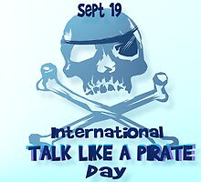 Talk Like A Pirate Crossbones by Lotacats