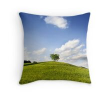 Slovenia Throw Pillow