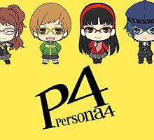 P4 girls by airesama