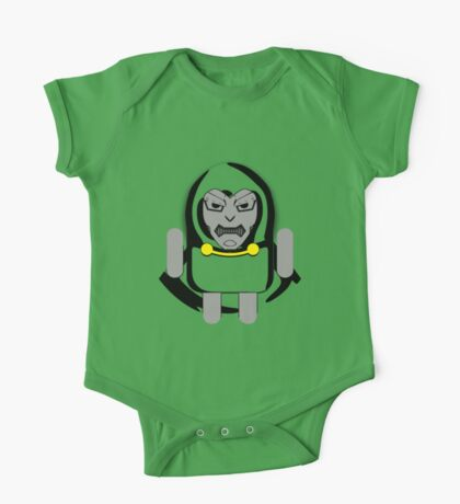 DoomDROID (basic screened variant) Kids Clothes