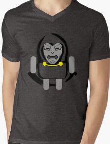 DoomDROID (basic screened variant) Mens V-Neck T-Shirt