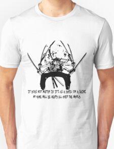Asura Zoro Version Black T-Shirt