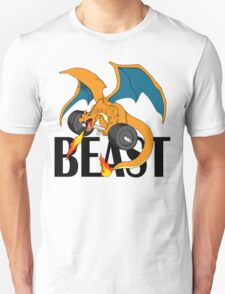 BEAST MODE! (with text) T-Shirt