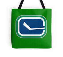 Vancouver Canucks - Third Logo Tote Bag