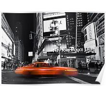 a new york minute Poster