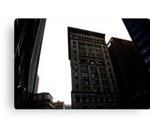 Boston is Gotham Canvas Print