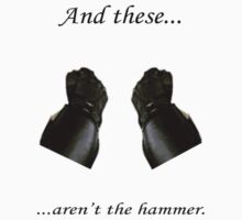 Captain Hammer Kids Tee
