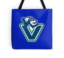 Vancouver Canucks - Johnny Canuck Logo Tote Bag