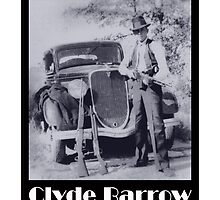Clyde Barrow by lawrencebaird