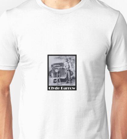 Clyde Barrow Unisex T-Shirt