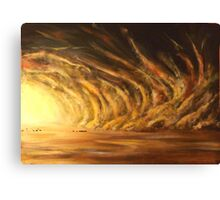 Sandstorm (Mad Max: Fury Road)  Canvas Print