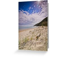Double Island Point Greeting Card