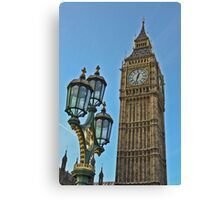 Classic London Canvas Print