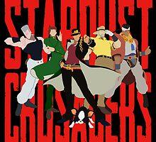 Stardust Crusaders by spyrome876