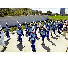 The band marches on... Chicago Photographic Print