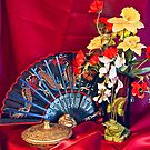 Asian Still Life by Heather Friedman