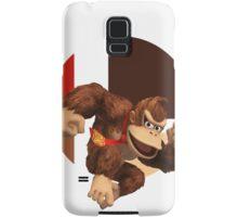 I Main Donkey Kong Samsung Galaxy Case/Skin