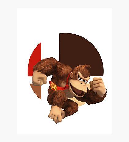 I Main Donkey Kong Photographic Print
