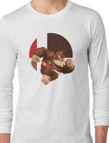 I Main Donkey Kong Long Sleeve T-Shirt