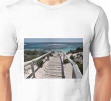Sandy Steps  Unisex T-Shirt