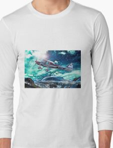 Sport plane Long Sleeve T-Shirt