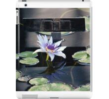 Longwood Gardens - Spring Series 36 iPad Case/Skin