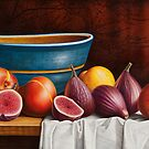 Peaches and Figs by horacio10