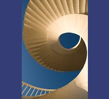 Twisted stairs with handrail T-Shirt