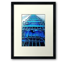 Walmart has so many carriages.  Framed Print