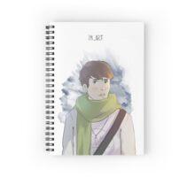 Cold Winter Spiral Notebook