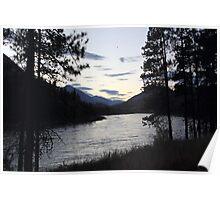 The Fraser River Poster
