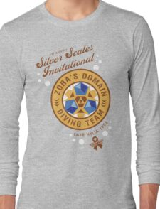 Silver Scales Invitational Long Sleeve T-Shirt
