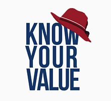 Know Your Value Unisex T-Shirt