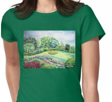 Garden of Eden Womens Fitted T-Shirt