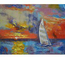 Sailboat Photographic Print