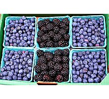 Berry Good Photographic Print