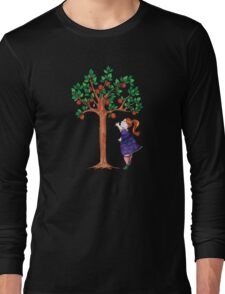 the citrus orchard Long Sleeve T-Shirt