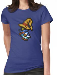 Vivi Ornitier sprite - FFRK - Final Fantasy IX (FF9) Womens Fitted T-Shirt