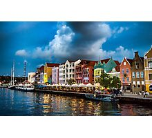 Dutch Antilles  Photographic Print