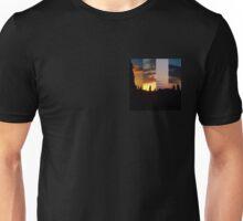 manipulated sunset  Unisex T-Shirt