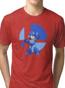 I Main Mega Man Tri-blend T-Shirt