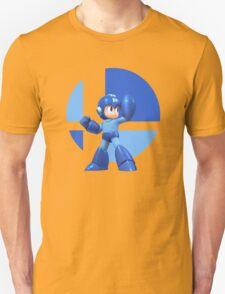 I Main Mega Man Unisex T-Shirt