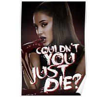 Ariana \ Scream Queens Poster