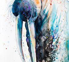 Walrus by Slaveika Aladjova