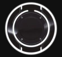 Tron Legacy Identity Disc by Ryan Wilton