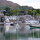Conwy Quay by Johindes